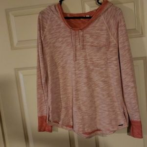 ROXY hooded shirt